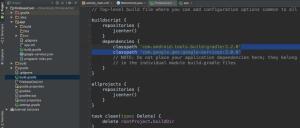 gradle_project_androidstudio