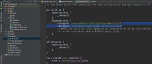 gradle_project_androidstudio